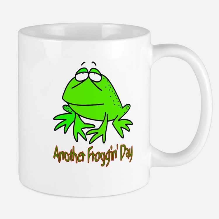 Another Froggin' Day Coffee Cup