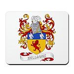 Williams Coat of Arms (Boston Mousepad