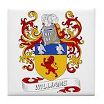 Williams Coat of Arms (Boston Tile Coaster