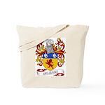 Williams Coat of Arms (Boston Tote Bag