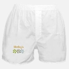 Harley's Dad Boxer Shorts