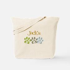 Jack's Dad Tote Bag