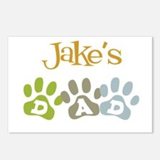 Jake's Dad Postcards (Package of 8)