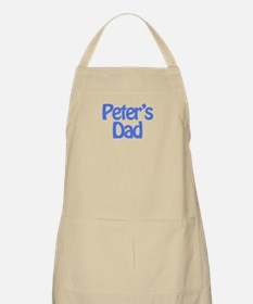 Peter's Dad BBQ Apron