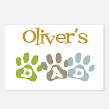 Oliver's Dad Postcards (Package of 8)