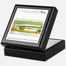 Bell System Pavilion Keepsake Box