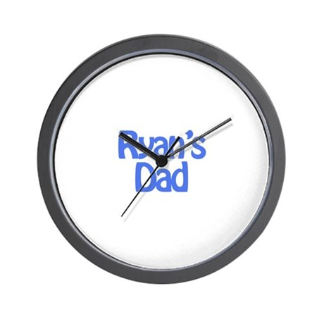 Ryan's Dad Wall Clock