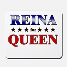 REINA for queen Mousepad