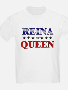 REINA for queen T-Shirt