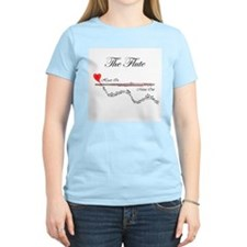 'The Flute' T-Shirt