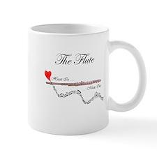 'The Flute' Mug