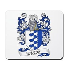 Wilson Coat of Arms Mousepad