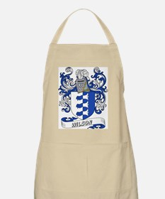 Wilson Coat of Arms BBQ Apron