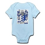 Wilson Coat of Arms Infant Creeper