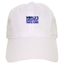 World's Greatest Financial Pl Baseball Cap