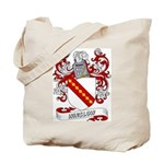 Winslow Coat of Arms Tote Bag