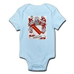 Winslow Coat of Arms Infant Creeper