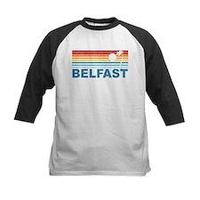 Retro Palm Tree Belfast Tee