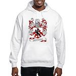 Winthrop Coat of Arms Hooded Sweatshirt