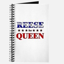 REESE for queen Journal