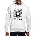 Wolcott Coat of Arms Hooded Sweatshirt