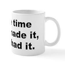 Forbes quote Mug