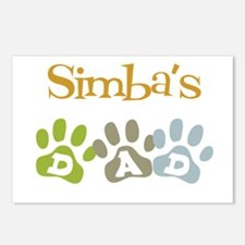 Simba's Dad Postcards (Package of 8)