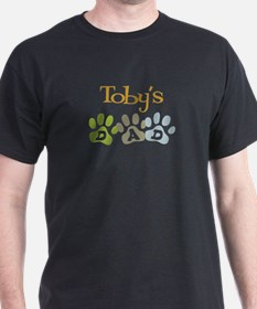 Toby's Dad T-Shirt