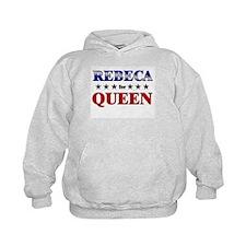 REBECA for queen Hoodie