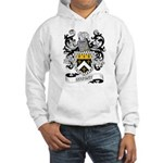Wright Coat of Arms Hooded Sweatshirt