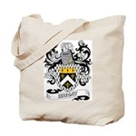 Wright Coat of Arms Tote Bag