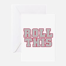 Original ROLL THIS! Greeting Cards (Pk of 10)