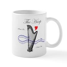 'The Harp' Mug