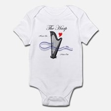 'The Harp' Infant Bodysuit