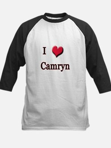 I Love (Heart) Camryn Tee