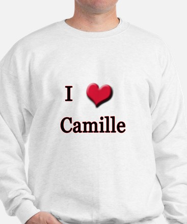 I Love (Heart) Camille Sweater