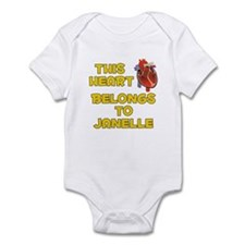 This Heart: Janelle (A) Onesie