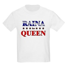 RAINA for queen T-Shirt