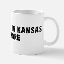 We are not in kansas anymore Mug