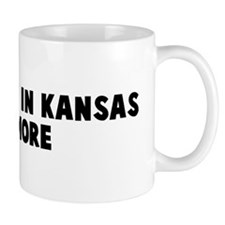 We are not in kansas anymore Small Mugs