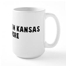 We are not in kansas anymore Ceramic Mugs