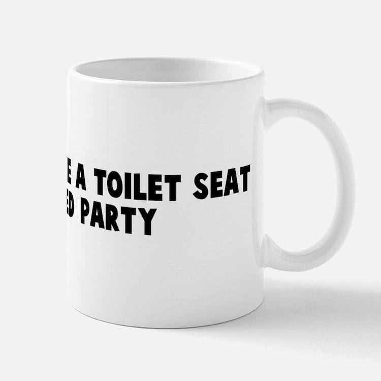 Up and down like a toilet sea Mug