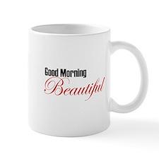 'Good Morning, Beautiful' Mug