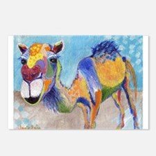 Camelorful Postcards (Package of 8)