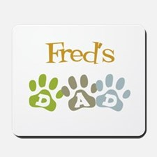 Fred's Dad Mousepad