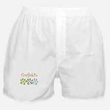 Garfield's Dad Boxer Shorts