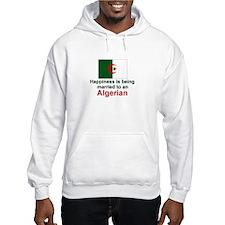 Happily Married To Algerian Hoodie