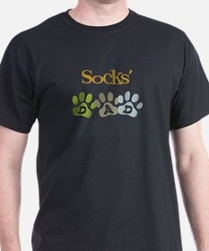 Socks's Dad T-Shirt