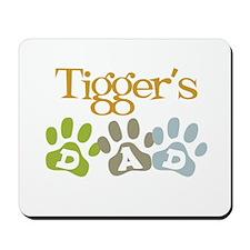 Tigger's Dad Mousepad