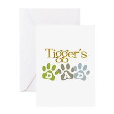 Tigger's Dad Greeting Card